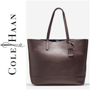 Palermo Chestnut Tote - Cole Haan